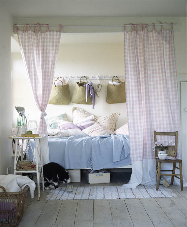 10 Small Guest Room Ideas That Are Larger Than Life: Country Living Magazine UK