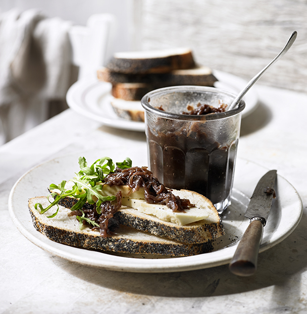 Onion marmalade recipe country living magazine uk for Country living magazine recipes