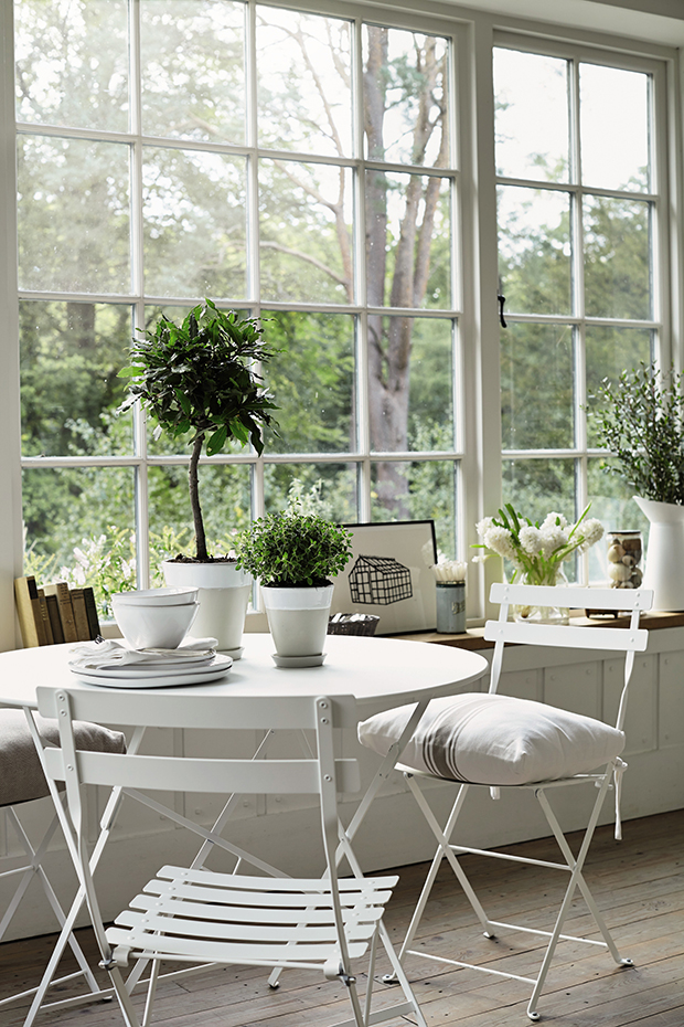 best garden furniture Bistro - The White Company