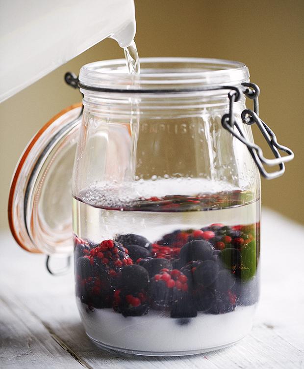 Sloe Gin Recipe Country Living Magazine Uk