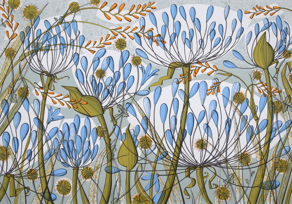 Angie Lewin New Work