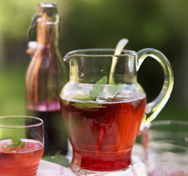 Blackcurrant Cordial Country Living Magazine Uk