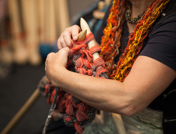 Knitting Events London : The knitting and stitching show country living magazine uk